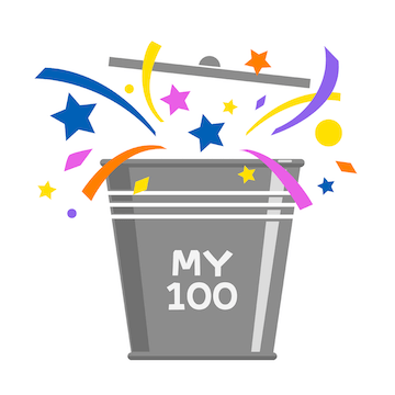 人生でやりたいことリスト100!死ぬまでに叶えたい夢を一括管理できるアプリ「MY BUCKET LIST 100」