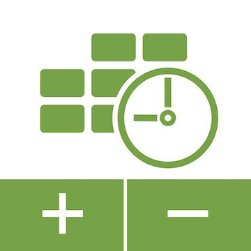 日付や時間の計算アプリ「タイムチェッカー」あと何日や時間の足し算や引き算